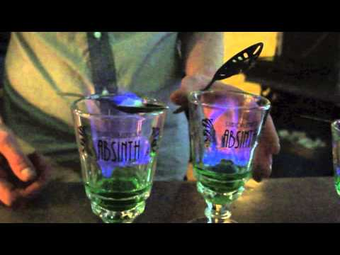 HOW TO DRINK ABSINTHE ORYGINAL VERSION!!!