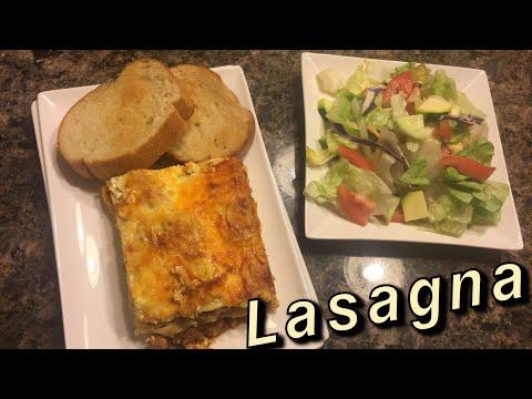 How to Make: Lasagna
