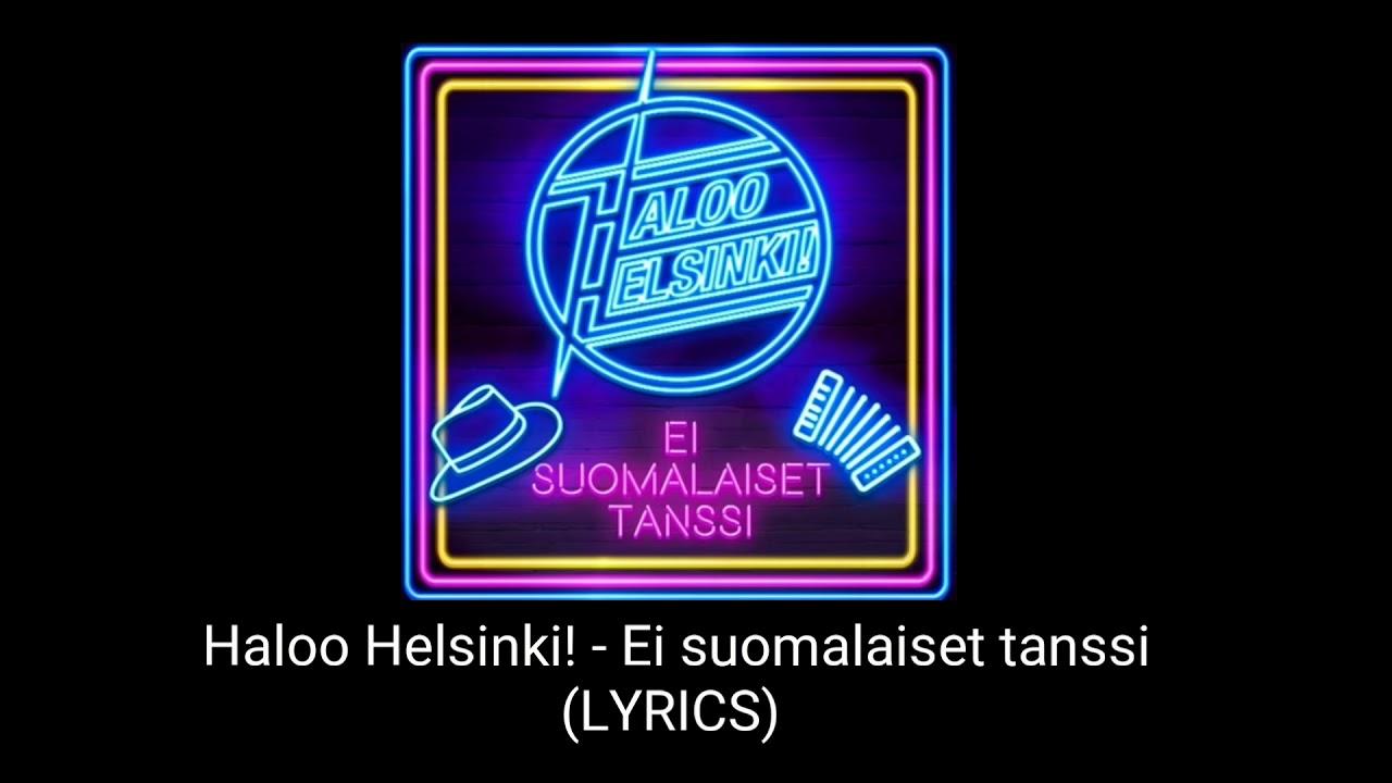 Ei Suomalaiset Tanssi Lyrics
