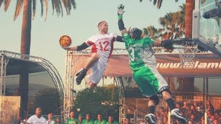 "SlamBall ""INSANE"" Plays"