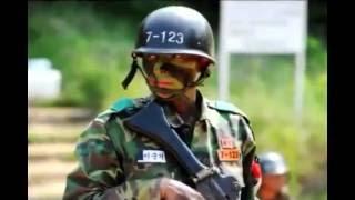 vietsub army training video lee joon gi