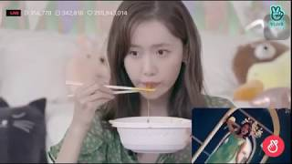 Girls' Generation-Oh!GG Reaction to Lil' Touch MV (V-Live) Subthai