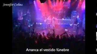 Cradle of Filth- Dusk and Her Embrace live subtitulado español