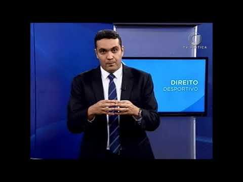 Saber Direito Aula - Direito Desportivo - Aula 1 (12/02/18)