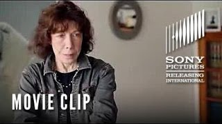 Grandma - Starring Lily Tomlin and Julia Garner - Who Is Clip - At Cinemas December 11