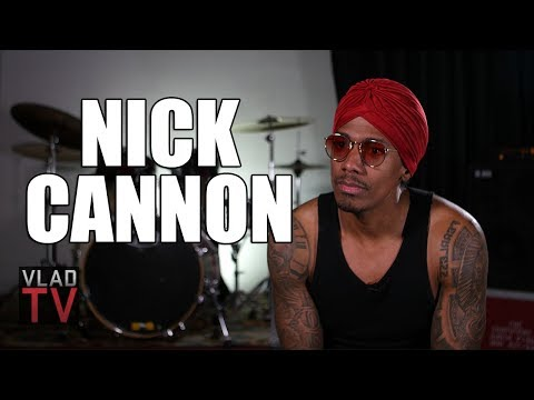 Nick Cannon on Not Having Any Tattoos Before Getting Massive 'Mariah' Back Tat (Part 8)