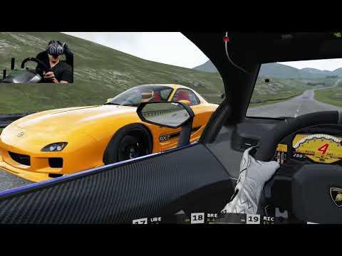 AVOIR DU VRAI TRAFIC SUR ASSETTO CORSA / REAL TRAFIC / VR / TS PC RACER