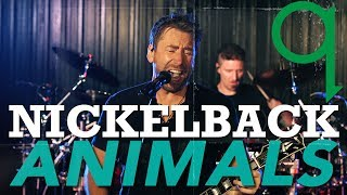 Nickelback - Animals (LIVE)