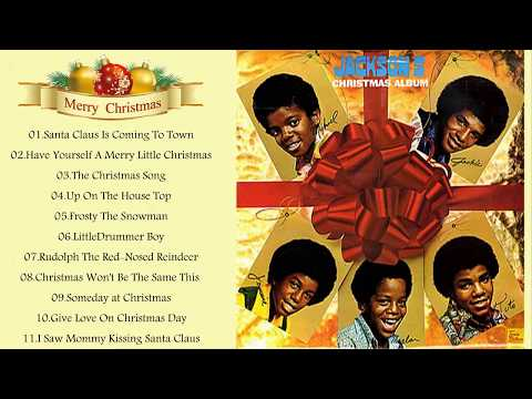 The Jackson 5 Merry Christmas Greatest Hits - Christmas Songs By The Jackson 5