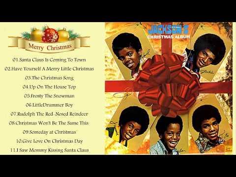 The Jackson 5 Merry Christmas Greatest Hits  Christmas Songs  The Jackson 5