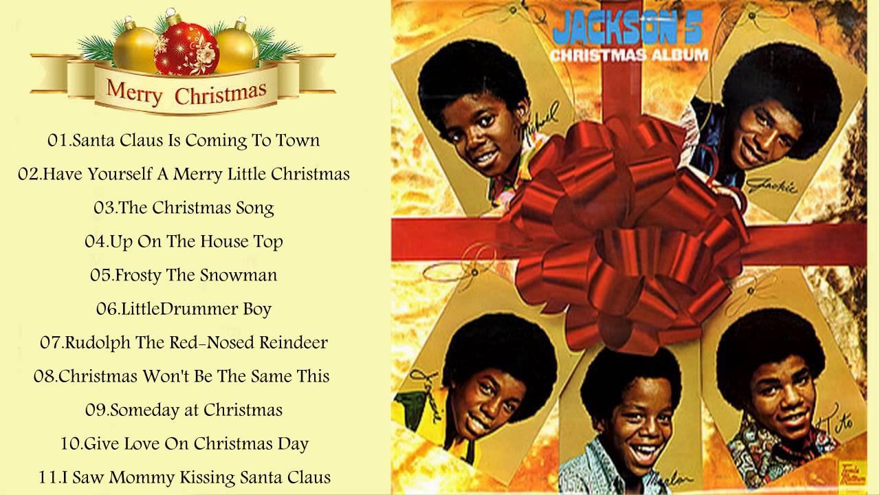 Jackson 5 Christmas.The Jackson 5 Merry Christmas Greatest Hits Christmas Songs By The Jackson 5
