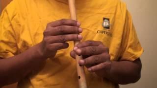 Ja Ja Ja Ja Bewafa on flute - Hindi song on flute - Travails with my flute