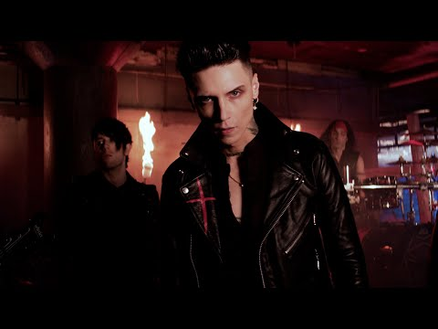 BLACK VEIL BRIDES - Fields Of Bone (Official Music Video)