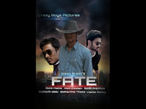 FATE | Short film | Directed by Nikhil Reddy NR | Crazy boys pictures