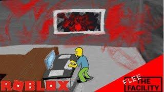 Roblox - ESSA NÃO!! HACKER! (Flee The Facility [Beta])