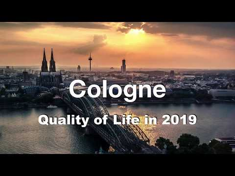 Quality Of Life In Cologne, Germany , Rank 60th In The World In 2019
