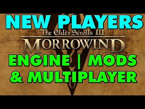 Morrowind Guide For New Players | Bethesda's Giving TES3 Away Free | Engine, Mods, Multiplayer