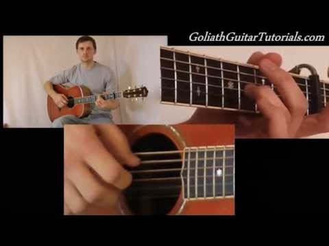 How To Play Gracious  Ben Howard  Guitar Lesson Tutorial