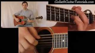 How To Play Gracious By Ben Howard - Guitar Lesson Tutorial
