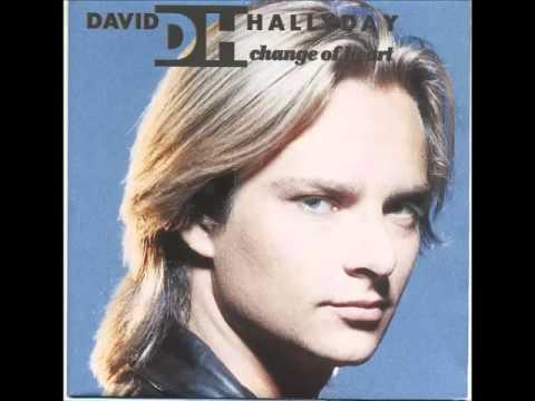 David Hallyday - Change Of Heart
