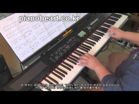 2NE1 - Come Back Home 피아노 연주