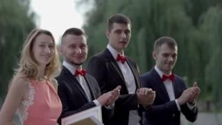 видео Свадьба в средневековом стиле