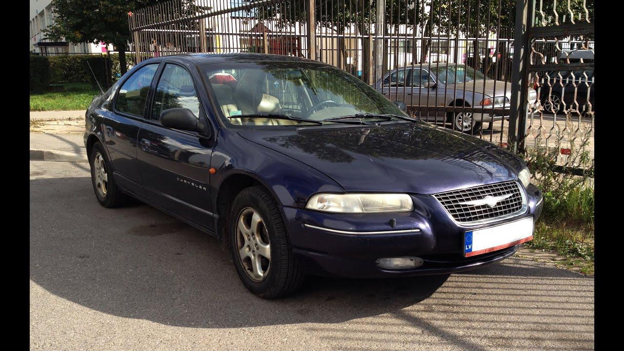 Chrysler Stratus 1996 2 5i Youtube