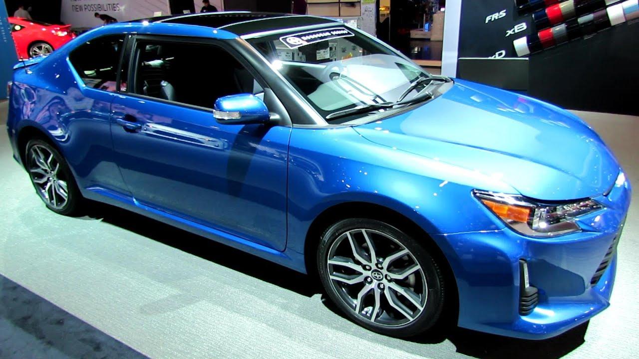 scion 2015 interior. 2014 scion tc monogram series exterior and interior walkaround new york auto show youtube 2015