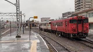 (JR西日本)キハ40-2092キハ40-2090
