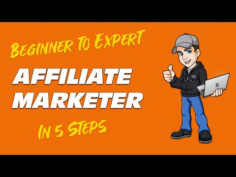 Affiliate Marketing for Beginners Tutorial (Step-By-Step for 2019) thumbnail
