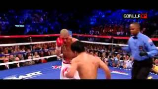 Pacquiao vs Cotto (GP highlights)