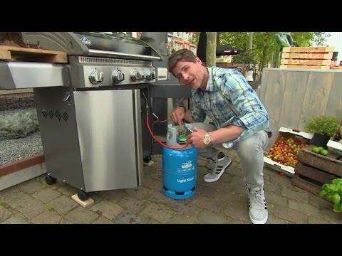 Verwonderend Lege gasfles, wat nu? - IK BBQ VOOR JOU! - YouTube PX-44