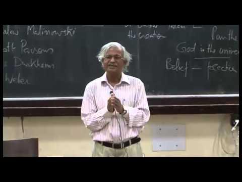 Mod-01 Lec-17 Religion-III: Forms of religious beliefs