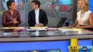 Robin Roberts, DAA Mention on Good Morning America