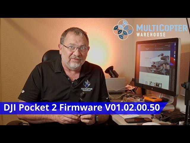 DJI Pocket 2 Firmware V01.02.00.50