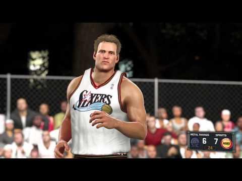 NBA2k17 Ruby Michael Cooper Gameplay