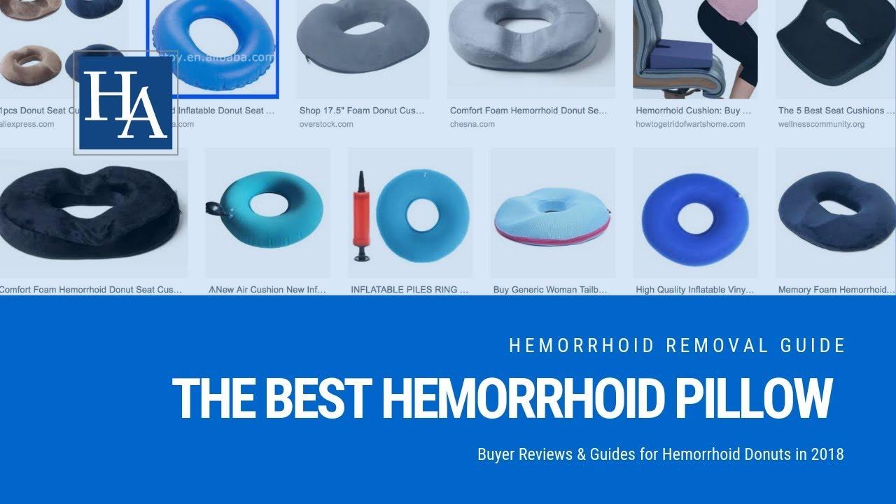 BEST PILLOW FOR HEMORRHOIDS