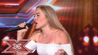 Baixar «Something's got a hold on me» από την Ελισάβετ Αθανασιάδου | Auditions | X Factor Greece 2019