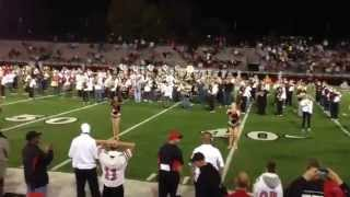 Steubenville Big Red Marching Band Alumni Night - K Gee