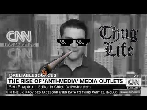 Ben Shapiro Thug Life - Media Objectivity