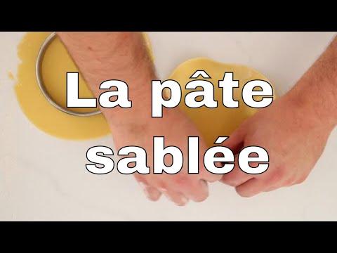 recette-de-la-pâte-sablée---cap-pâtisserie