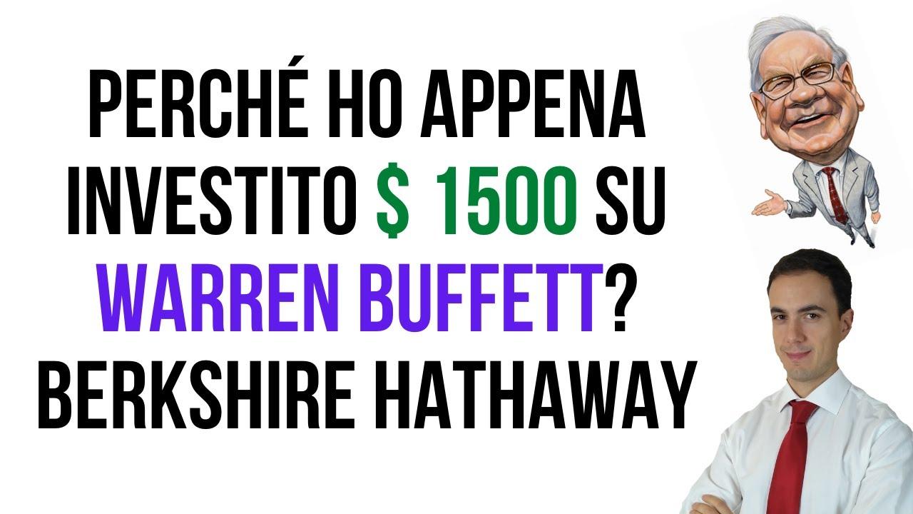 warren buffett opcionų prekyba