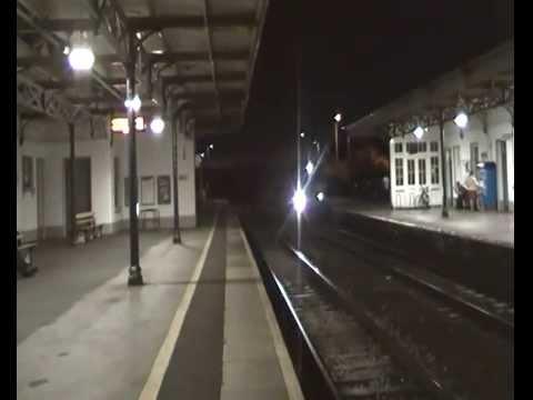 Freightliner 66 on Long Welded Rail Train at Bridgwater