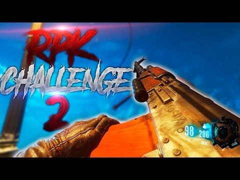RPK CHALLENGE! !LA TENEMOOOOOS!Call Of Duty Black Ops 3 Zombies Parte 2