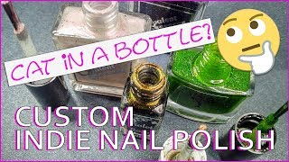 How To Get a Custom Nail Polish Made For You