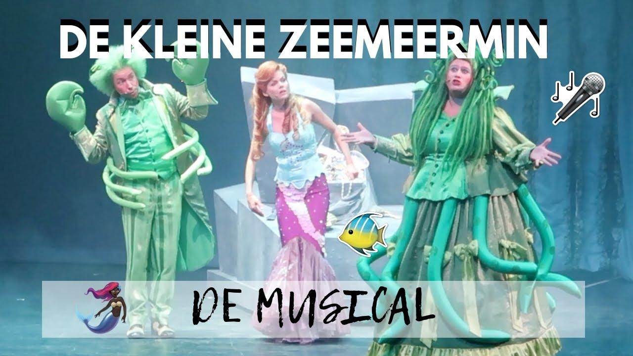 De Kleine Zeemeermin De Musical Van Hoorne Entertainment Youtube