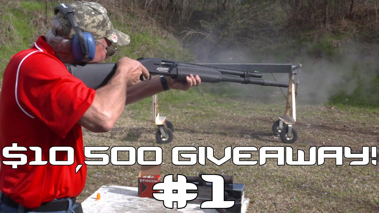 Freddiew 500k giveaways
