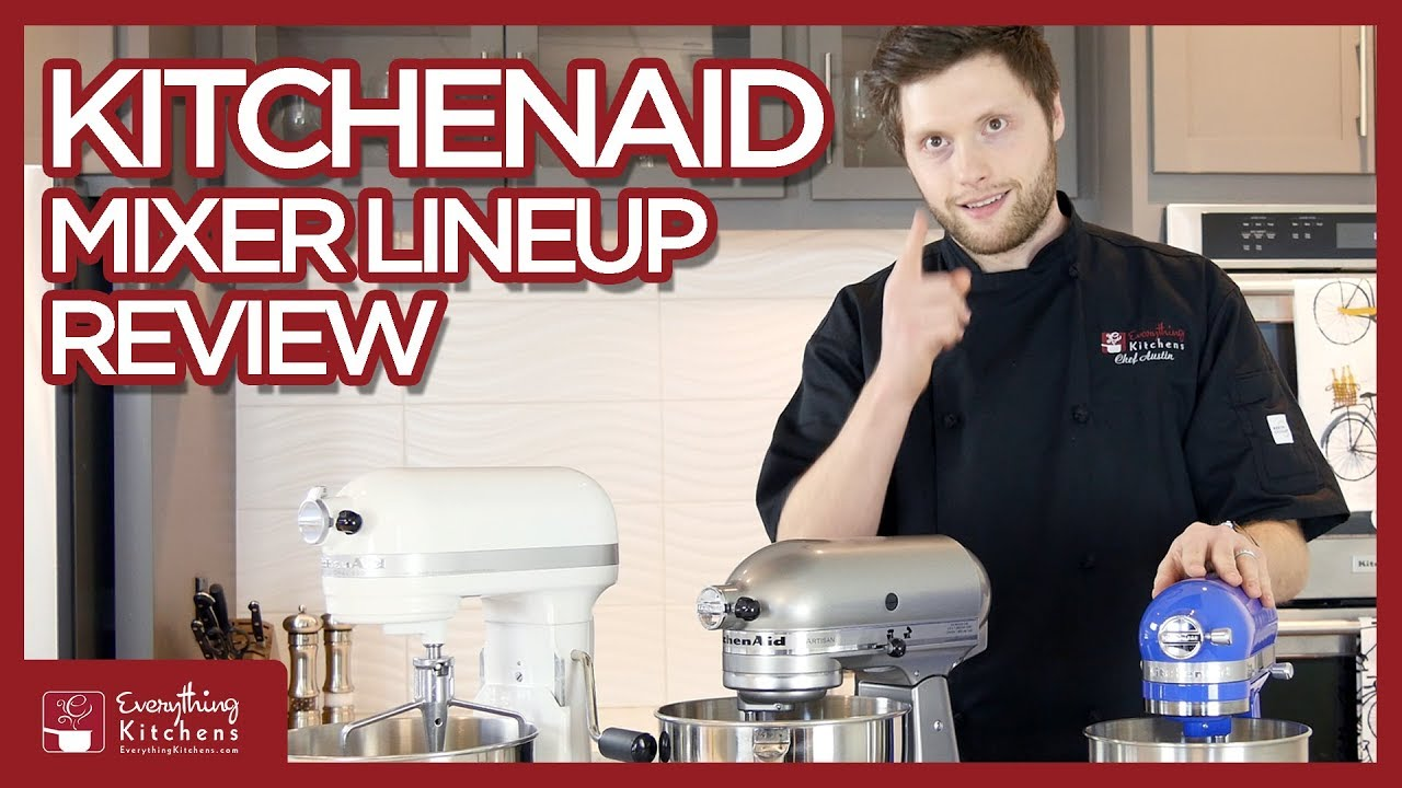 Kitchenaid Mixer Review Artisan Mini Artisan Amp Pro 600