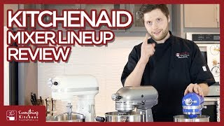 KitchenAid Mixer Review - Artisan Mini, Artisan, & Pro 600 Mixers