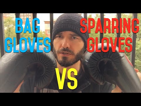 Why you need 2 pairs of boxing gloves
